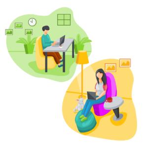 Blogging at home - Free WordPress Hosting